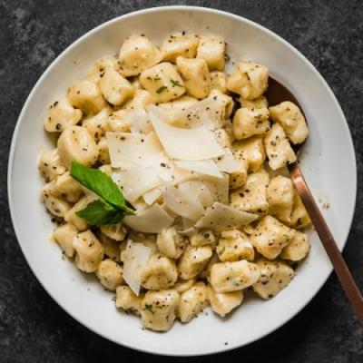 Leftover Mashed Potatoes Gnocchi