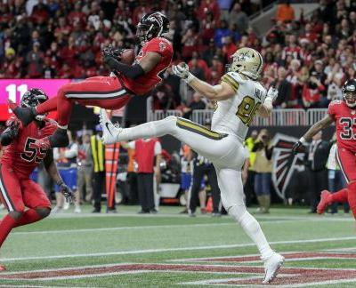 Tis the Saints season for a 'Dirty Bird' Thanksgiving