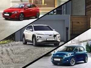 Hyundai Offers May 2021 Benefits Of Up To Rs 15 Lakh On Santro i20 Grand i10 NIOS Aura Xcent Kona Electric