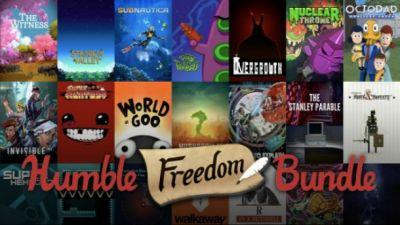 The Witness, Stardew Valley Headline Charity-Focused Humble Freedom Bundle