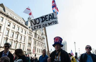 No-deal Brexit: Leaked letter warns of threat to national security, recession & 10% spike in prices