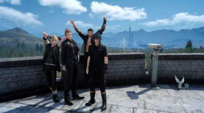 Final Fantasy 15: Look Out For This Photobomber