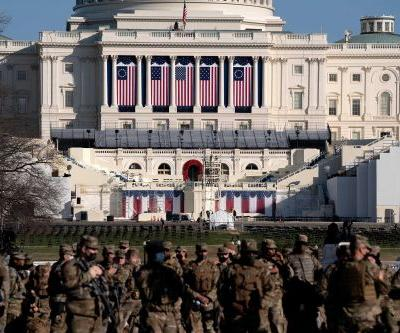 Security on high alert in DC and state capitols amid warnings of unrest