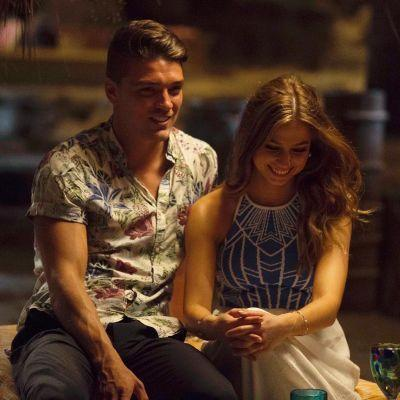 'Bachelor in Paradise's Dean Unglert: I was most struck by Kristina Schulman's beauty when I first saw her