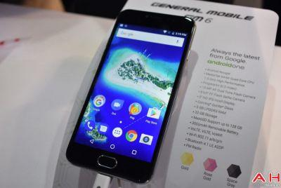 MWC 2017: Hands-On With The GM 6 Android One Smartphone
