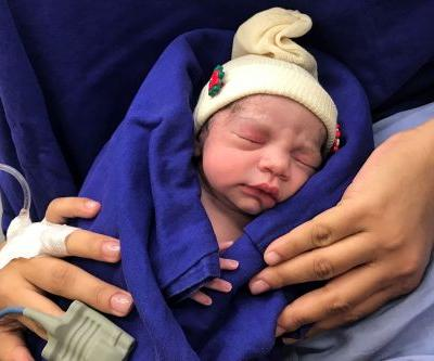 First baby born using uterus transplanted from dead donor, doctors say