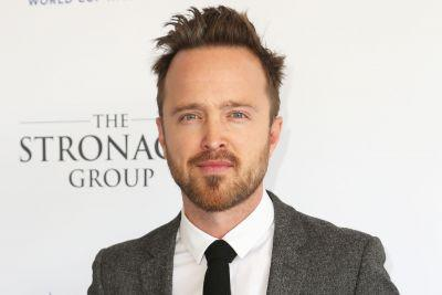 Aaron Paul returns to 'Price Is Right' after traumatic showdown