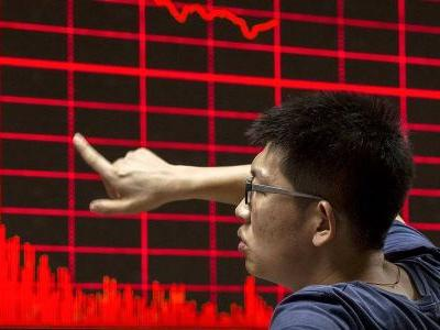 TRADE WAR: The Chinese yuan is getting smoked, as are US stock futures and the Aussie dollar