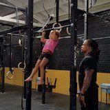 A 4-Year-Old Gymnastics Whiz Can Do More Pull-Ups Than We Can