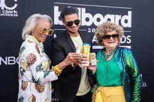 The RITAS from Lime-A-Rita Crash Billboard Music Awards Red Carpet with DJ Pauly D