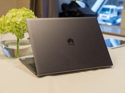 Microsoft drops Huawei laptops from its store