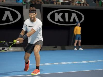 AO Tennis Will Run At 4K Resolution On Xbox One X, 1080p On PS4 Pro