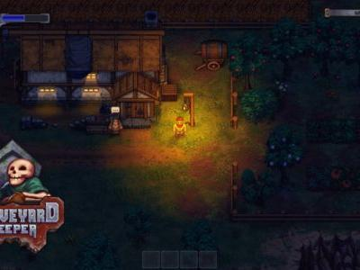 Medieval cemetery management sim Graveyard Keeper is out on Android