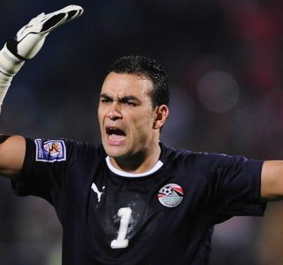 Veteran Egypt keeper El Hadary to become World Cup's oldest player
