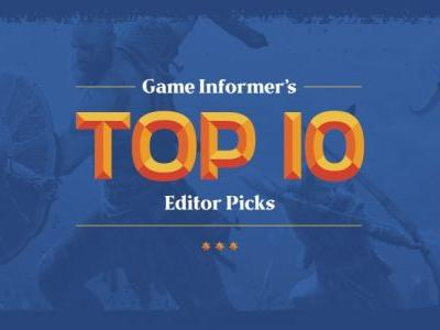 Game Informer Staff Shares Their Top 10 Games Of 2018