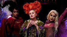Let Kelly Clarkson Put A Spell On You With Marvelous 'Hocus Pocus' Performance