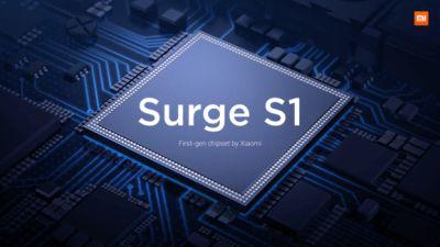 Xiaomi introduces the Surge S1, its first in-house chipset