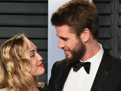 Liam Hemsworth Scared the Sh-t out of Miley Cyrus During Their Sunday Drive Together