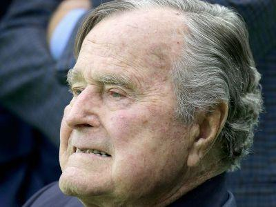 George H.W. Bush Has Been Moved To The ICU