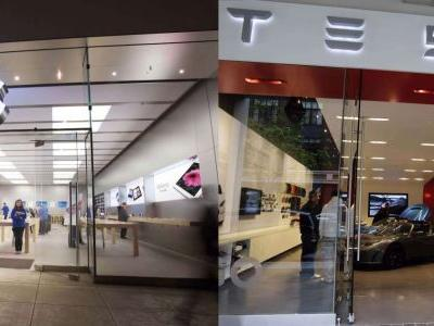 Report: US malls can't rely on Apple and Tesla to increase foot traffic