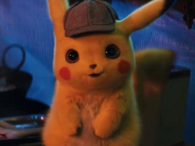 'Detective Pikachu' and all the new trailers you need to watch this week