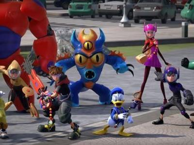 Newest Kingdom Hearts 3 Trailer Breaks Out Disney's Greatest Hits