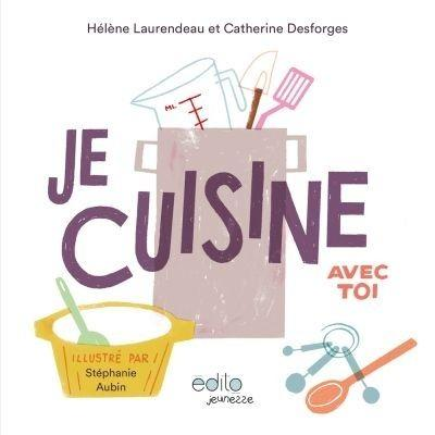 Weekend reading: a kids' book about cooking-in French
