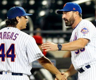 Mets fine Mickey Callaway, Jason Vargas for incident with reporter
