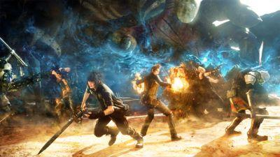Square Enix Touts Big Shipment And Digital Sales Numbers For Final Fantasy XV