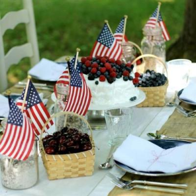 6 Star-Spangled Desserts for the 4th of July