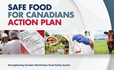 Rules for Safe Food for Canadians Act reach final review phase