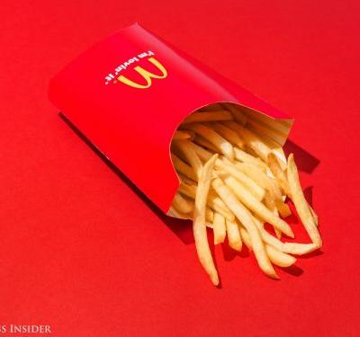 McDonald's is giving away free fries every Friday. Here's how to get some