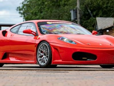 Choose Your Track Weapon: Three Ferrari Challenge Cars Headed To Auction