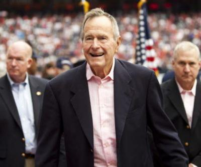 George H.W. Bush, Former U.S. President, Dead At 93 Is A Death Hoax