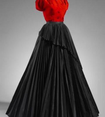Evening EnsembleChristian DiorFall/Winter 1952National Gallery