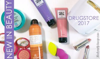 NEW AT THE DRUGSTORE BEAUTY BUYS WORTH TRYING
