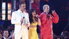 Camila Cabello, Ricky Martin And J Balvin Open 2019 Grammys With Retro-Styled Latin Medley