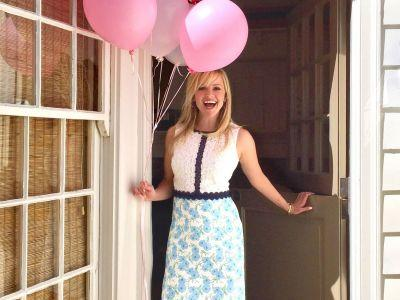 Reese Witherspoon Designed A Birthday Dress You Can Actually Shop