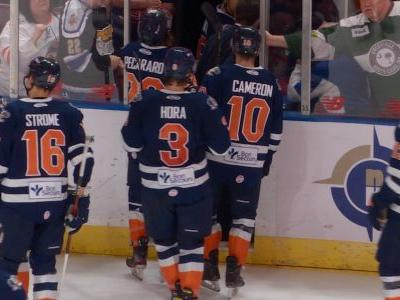 SC Stingrays defeat Swamp Rabbits 3-2 in Game 3 of Eastern Conference finals