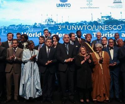 UNWTO/UNESCO Conference: Cultural Tourism Sustains Communities and Living Heritage