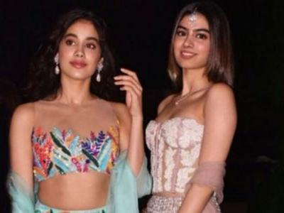 Janhvi-Khushi Kapoor's midnight workout video is sibling goals