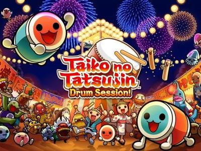 Taiko No Tatsujin Returns To The West This Fall