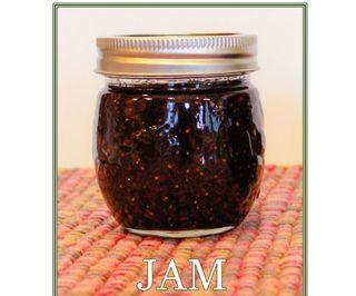 Jam - the Natural Way: an Organic & Pectin-free Method of Making Delicious & Healthy Jam