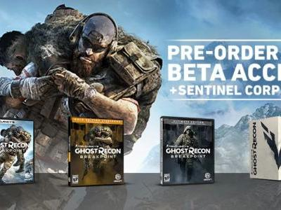 Ghost Recon Breakpoint: Year 1 Pass content and various game editions detailed