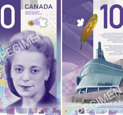 The 5 Best Things To Buy With That Crisp New Viola Desmond $10 Bill