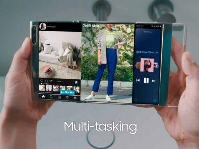 Samsung Shows Off Triple Folding Display & More In New Video