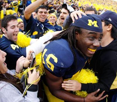 Michigan-Ohio State is the greatest rivalry in sports, and Wolverines are due for big win