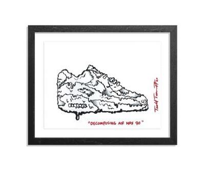 1xRUN Will Launch Limited Prints & Original Artworks for Air Max Day