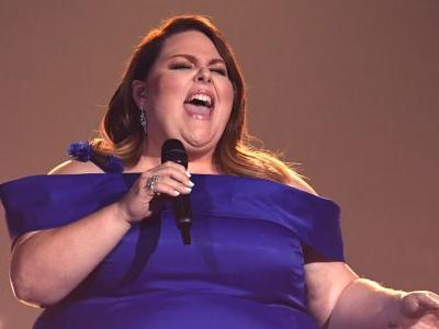 Get It, Girl! Chrissy Metz Rocks Her First Performance at the 2019 ACM Awards