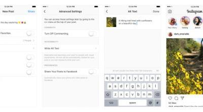 Instagram is using object recognition tech to describe photos for visually impaired users